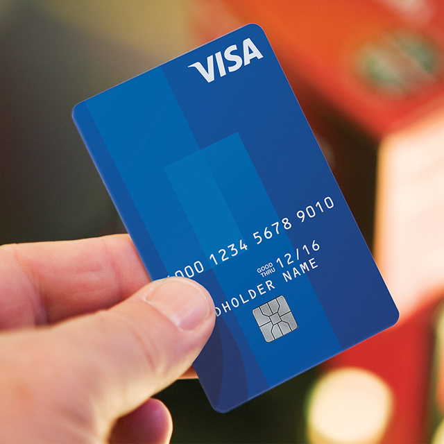 Visa's Innovation Image