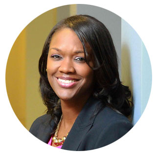 Jolen Anderson, Chief Diversity officer