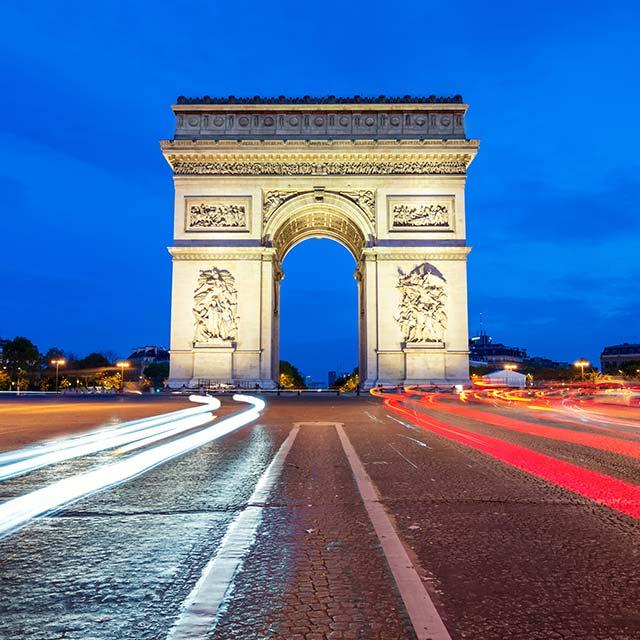 Eiffel Tower Marquee Light: Paris