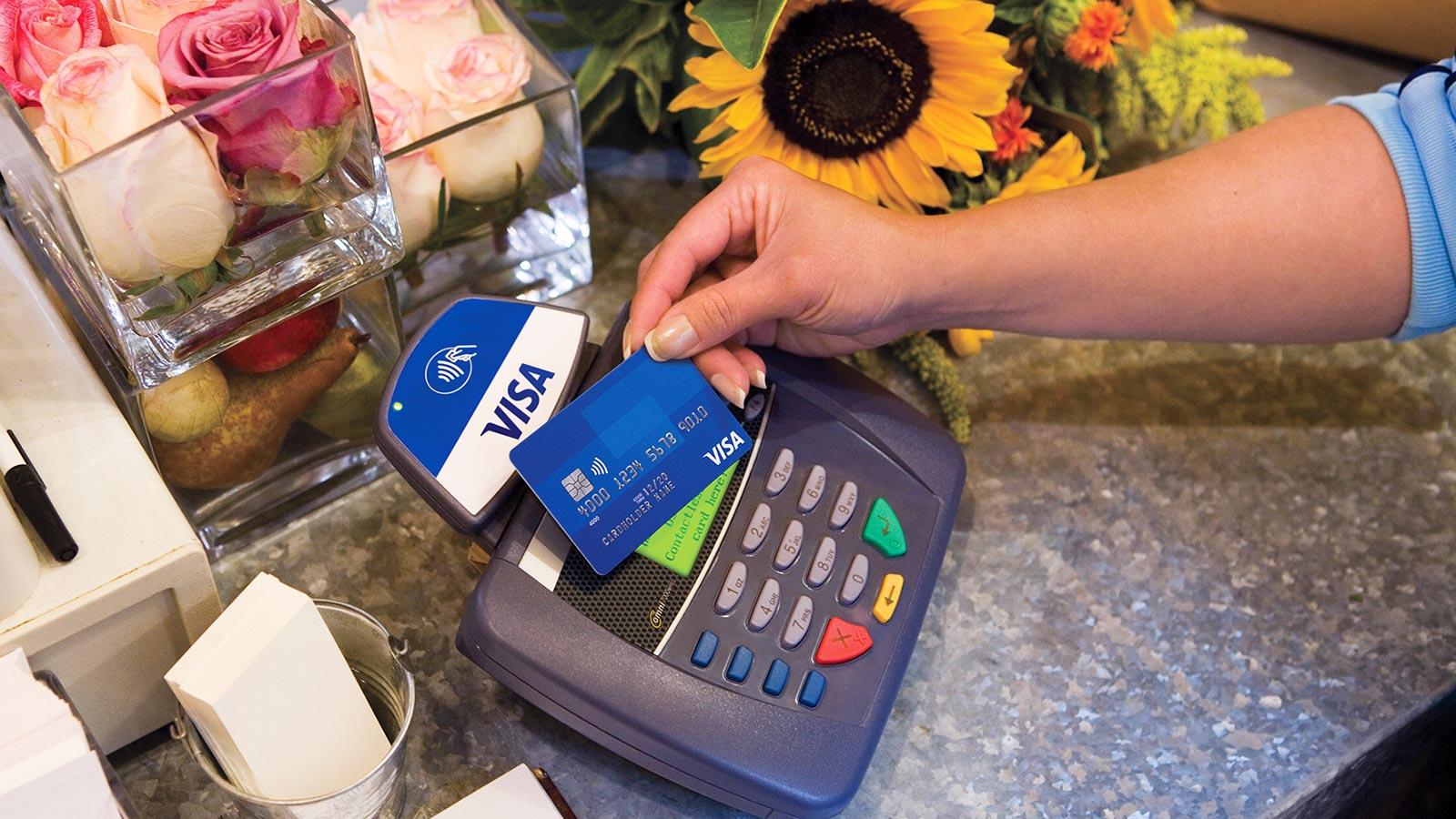 Pay Citibank Credit Card >> Pay With Visa | Featured Technologies | Visa payWave | Visa